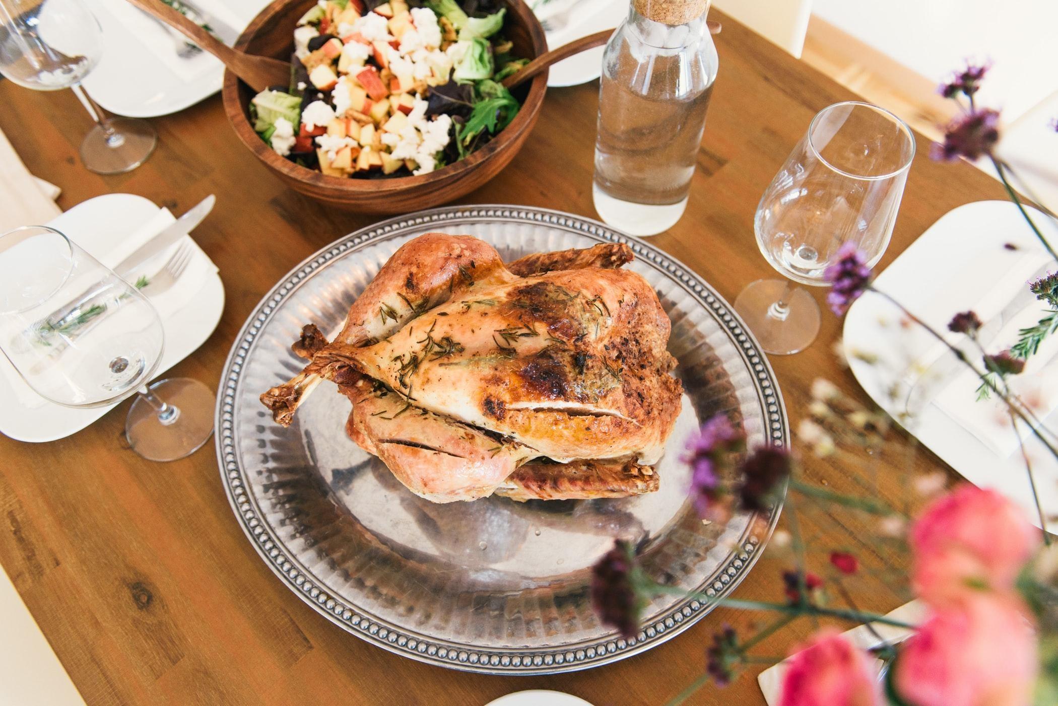 Holiday Potluck Dishes